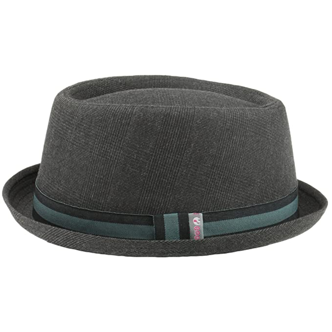 2be3d1ebf5324 Hawkins Tweed - Sombrero de Cerdo con Banda a Rayas