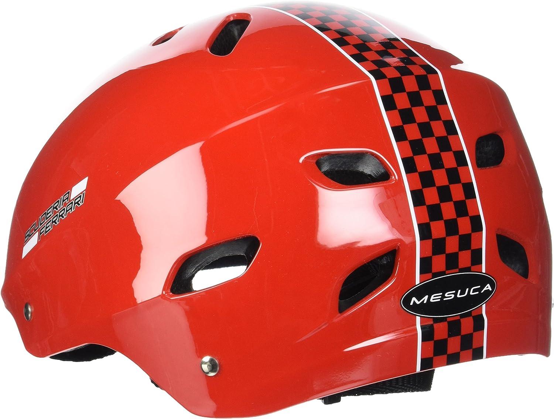 FERRARI Casco Rojo 58-60 cm
