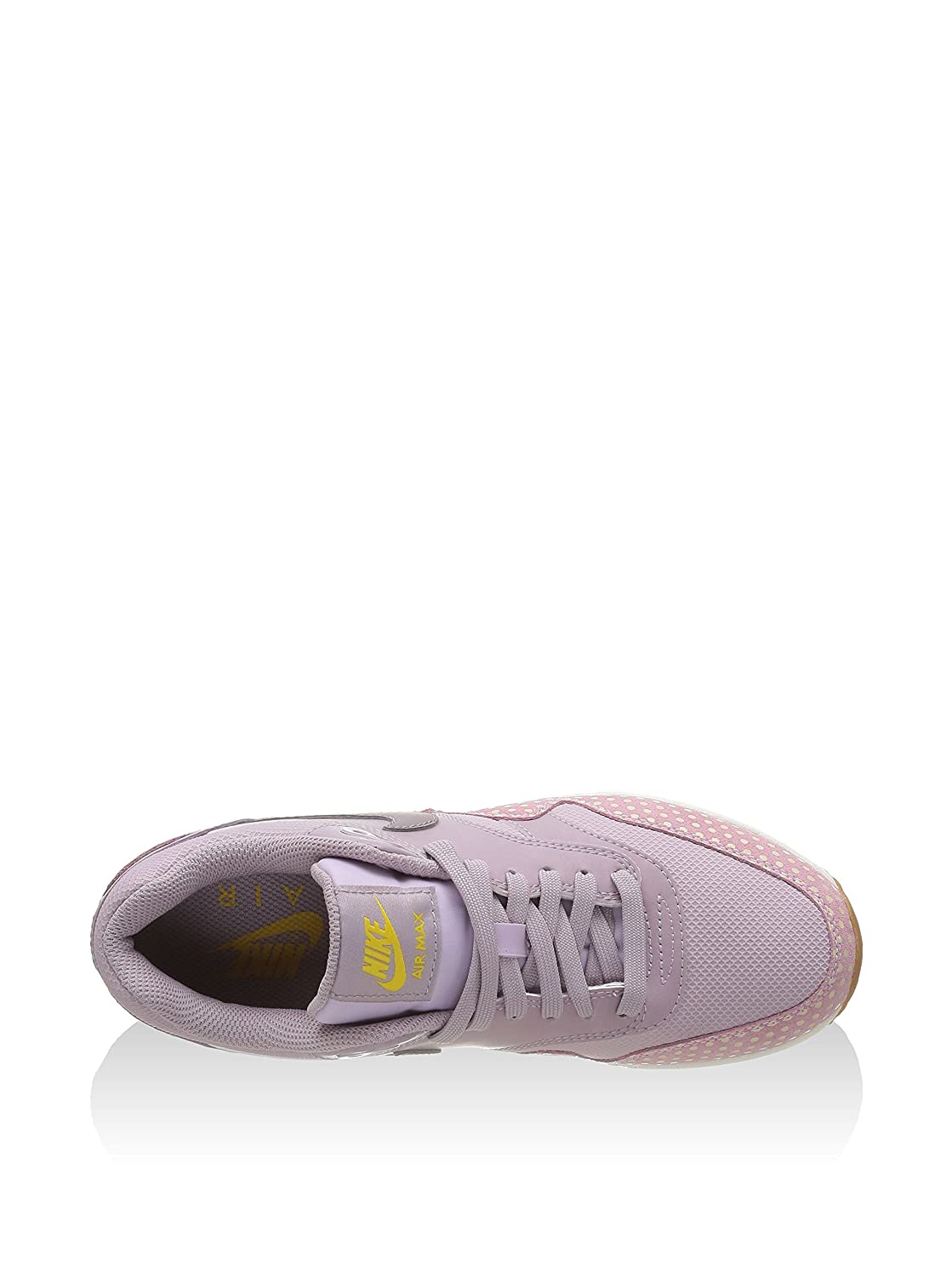 Nike Womens Air Max 1 Ultra Essential Plum//Varsity Maize//White 704993-501
