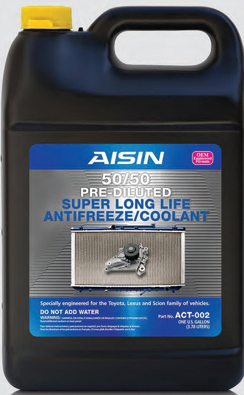 Aisin ACT002 Anti-Freeze
