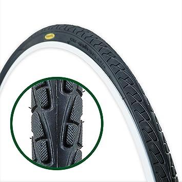 Fincci - Neumatico para Bicicleta Hibrida, de Carretera o Montaña 26 x 1 3/8 37-590: Amazon.es: Deportes y aire libre