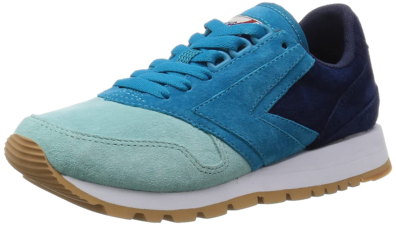 Brooks Women's Chariot B01E70IIRK 9 B(M) US|Patriot Blue/Blue Light/Capri Breeze