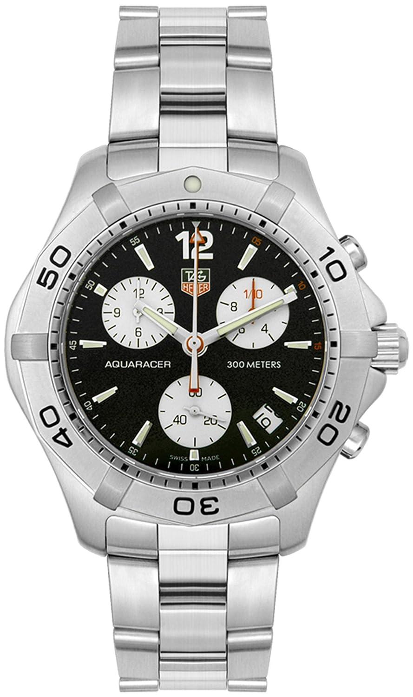 TAG Heuer Men s CAF1110.BA0804 Aquaracer Chronograph Watch