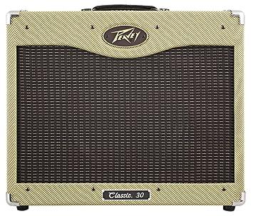 Peavey Classic 30 / 112 Amplificador de Guitarra Tweed: Amazon.es: Instrumentos musicales