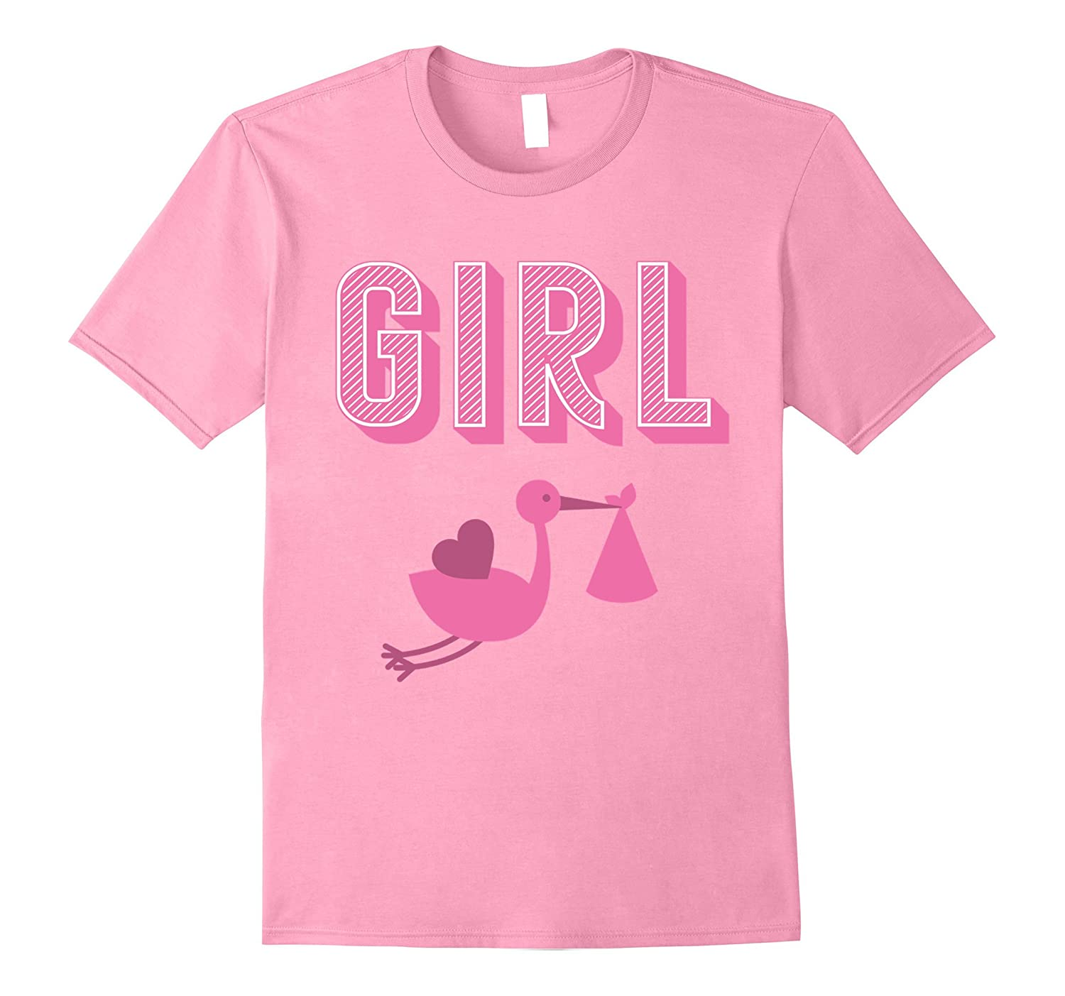 Baby Girl Gender Reveal Party Cute Pink Baby Shower Gifts-CD