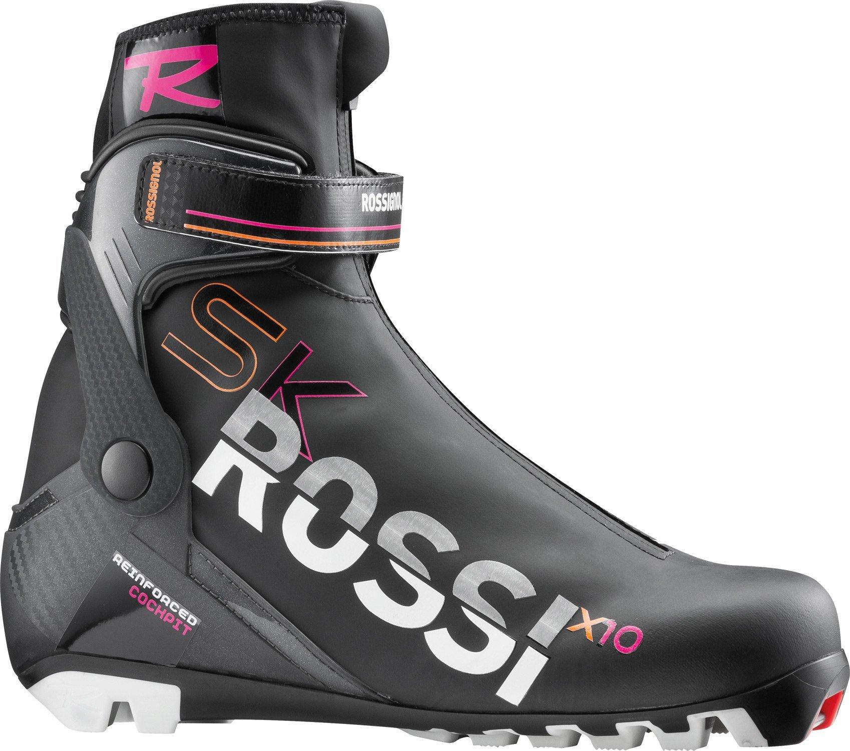 Rossignol X 10 Skate FW XC Ski Boots Womens