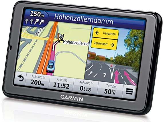 Amazon.com: Garmin Nuvi 2595LMT GPS Satnav 5-inch screen European maps ONLY, Voice activation, 3D traffic, Lifetime maps and traffic, Guidance 2, ...