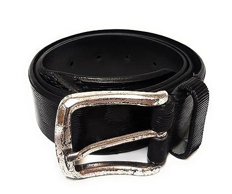 e9a8ec529e53 Diesel - Ceinture - Homme Noir noir 85 cm  Amazon.fr  Vêtements et ...