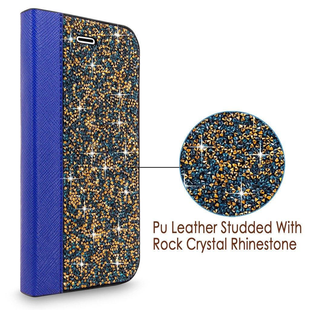 Cellularvilla Crystal Rhinestone Leather Diamond Image 3