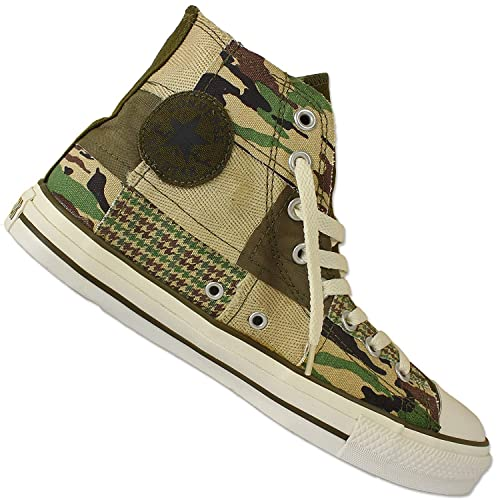 converse camuflaje zapatillas