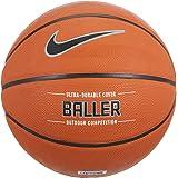 Bola De Basquete Baller 8p, Tam 7, Laranja, Nike