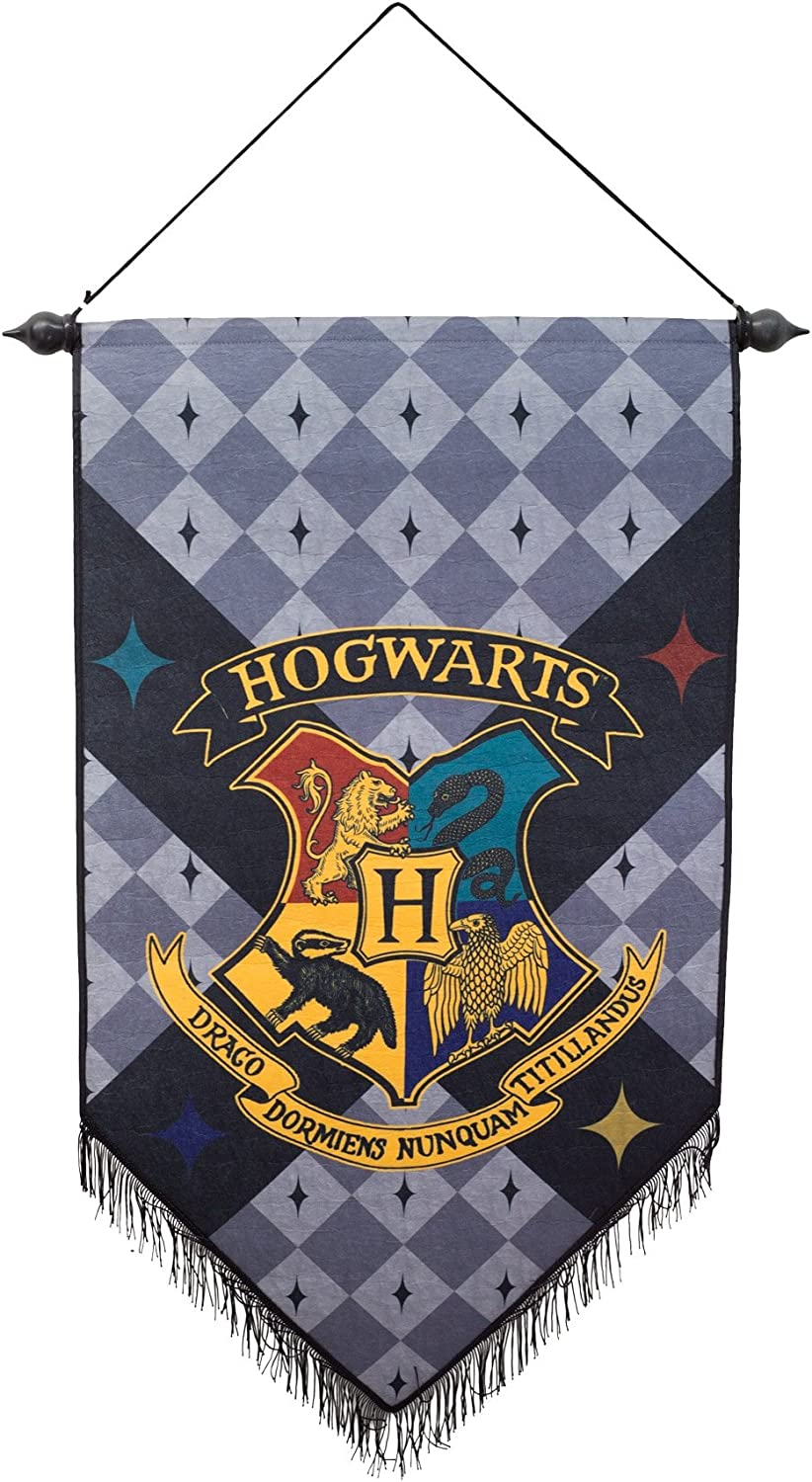 """Harry Potter Hogwarts Wall Scroll (21"""" by 36"""")"""