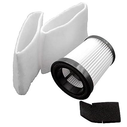 vhbw Set filtros Hepa Aspirador para aspiradoras Dirt Devil M2881-6, M2881-7