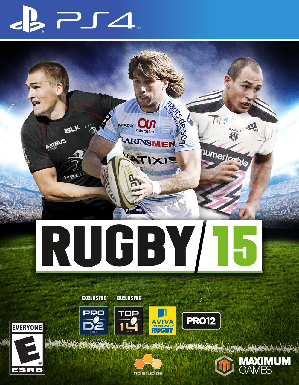 Amazon Com Rugby 15 Playstation 3 Video Games