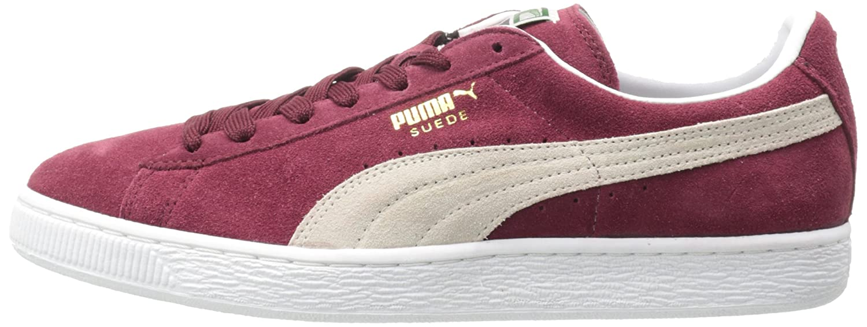 Puma Suede Sneaker Classic+, Herren High-Top Sneaker Suede Violett (Cabernet) ec6981