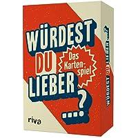 Würdest du lieber ...?: Das Kartenspiel