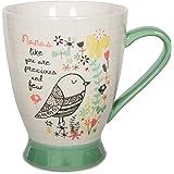 "Pavilion Gift Company 74035 Nana Ceramic Mug, 16 oz., 5"", Mulicolored"