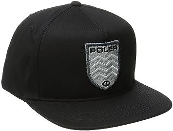 96ddb8cf710 Poler Stuff Hat D Patches Snapback