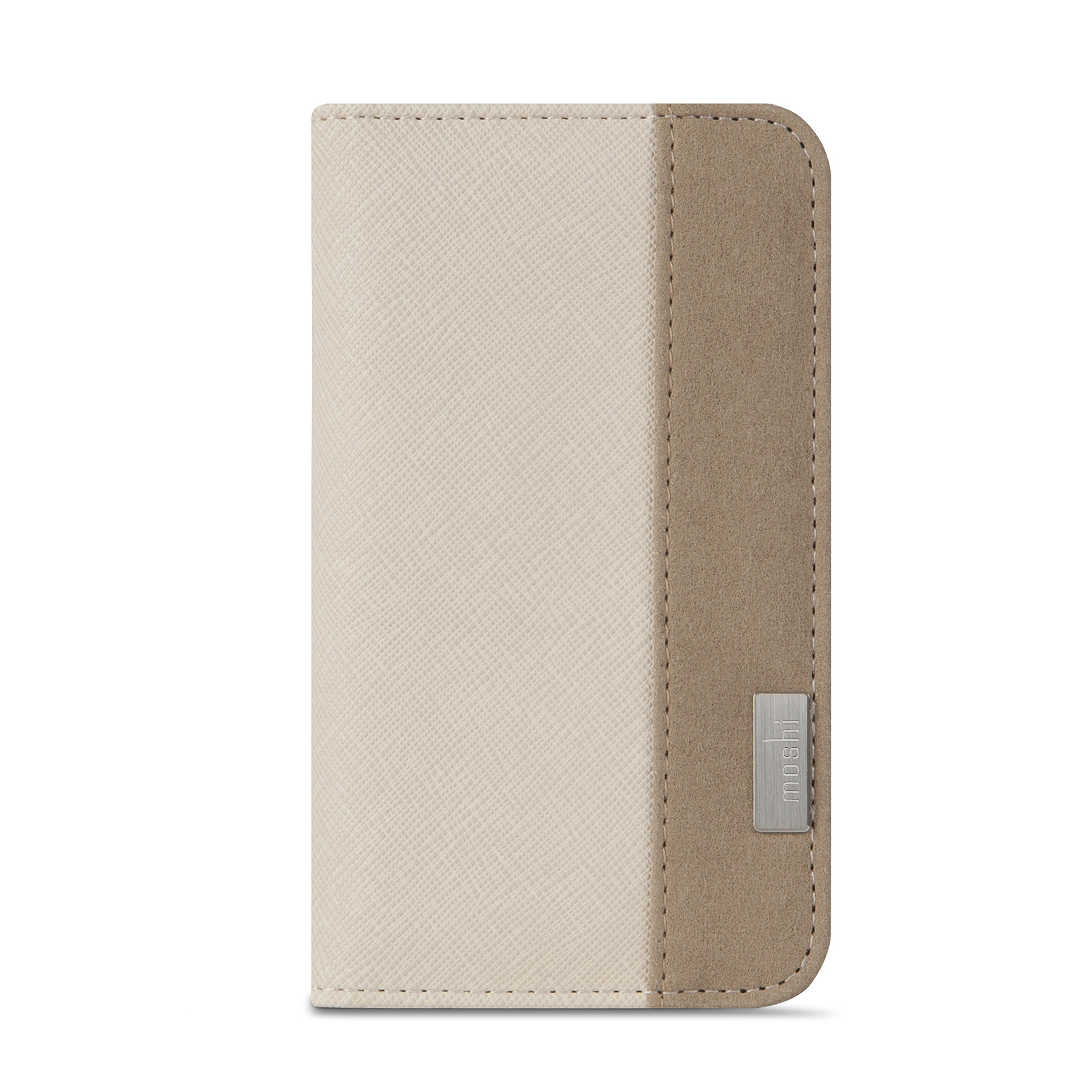 Moshi Overture Wallet Case for iPhone 6/6s - Beige