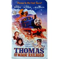 Thomas the Tank Engine - and the Magic Railroad