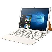"Huawei Matebook E - Ordenador portátil convertible de 12"" 2K IPS (Intel Core i5, 4 GB RAM, 256 GB SSD, Windows 10 Home), color Dorado - Teclado QWERTY español"