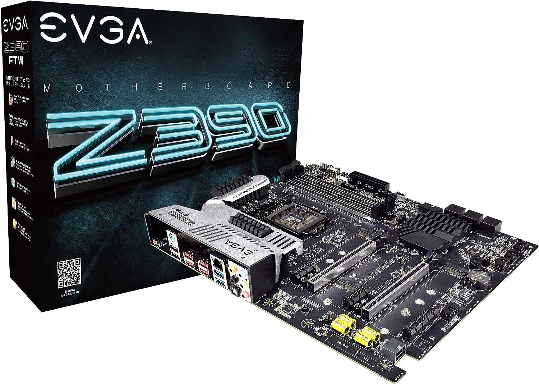 EVGA Z390 FTW