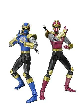 Bandai Tamashii Nations S.H. Figuarts Crimson Thunder Ranger ...