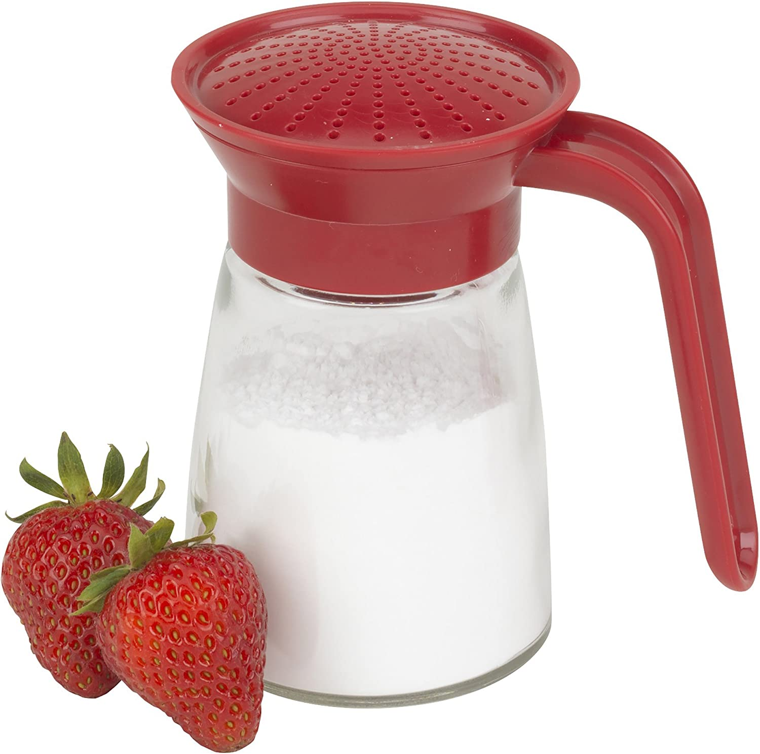 Good Cook Glass Shaker 5.5 oz Clear