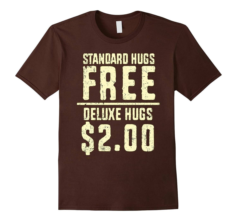 5 Colors- REGULAR HUGS DELUXE HUGS- Retro Distressed Look-FL