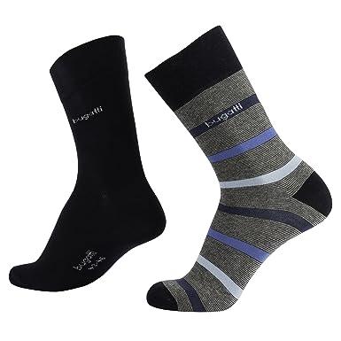 Finden Sie den niedrigsten Preis abgeholt Offizielle Website bugatti Socken Herren Strümpfe 2 Paar Sommer SockenSet ...