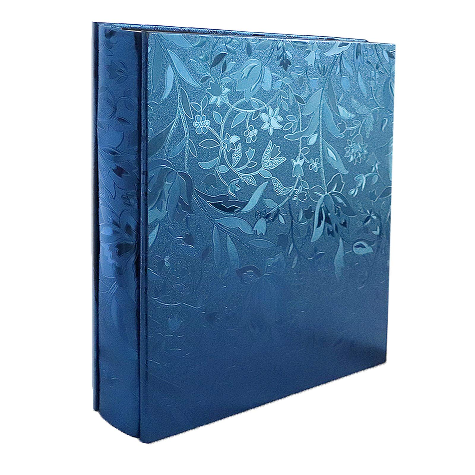 RECUTMS 600 Photo Picture Album PU Leather Cover Sewn Bonded Memo Album Slots Album Holds 4x6 Photos 5 Per Page Family Alum Gift for Mother Father