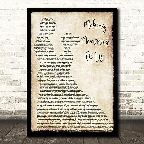 Amazon.com: Making Memories of Us Man Lady Dancing Song ...