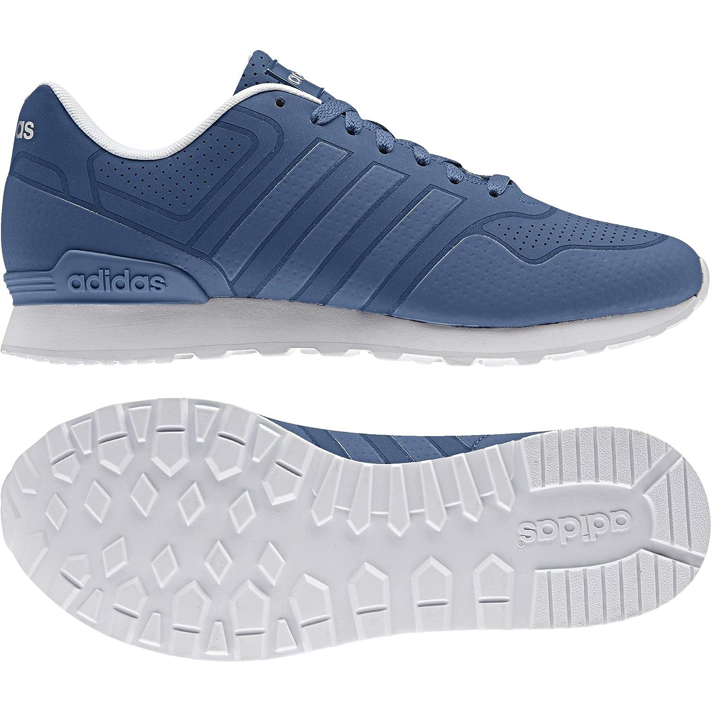 Bleu (Azubas Plamat Azubas Plamat) adidas 10k Casual, Chaussures de Gymnastique Homme 43 1 3 EU