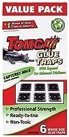 Tomcat Mouse Size Glue Traps