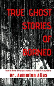 True Ghost Stories of Borneo: True & Real First Accounts of Ghost Encounters (Volume 1)