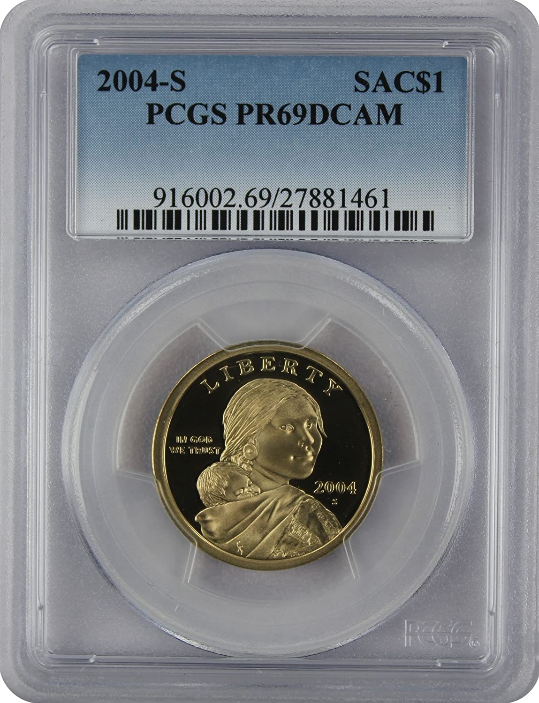 2017 P Native Sacagawea Dollar $1 PCGS MS66 Position A