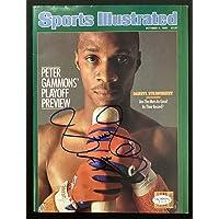 $90 » Darryl Strawberry Signed Sports Illustrated 10/6/83 New York Mets Baseball JSA - Autographed MLB Magazines