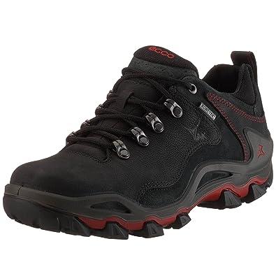 eaf2a43c0c44 ECCO Men s Hiking Shoes 10 Black Size  7 UK  Amazon.co.uk  Shoes   Bags