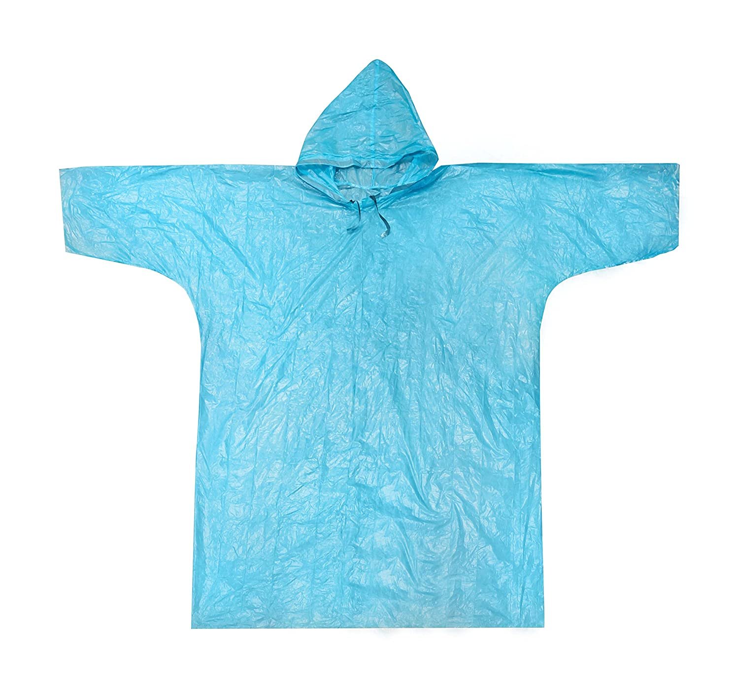 SE EP11A-or Emergency Poncho (Orange) One Size Fits Most Size: 61-Inch X 65-Inch