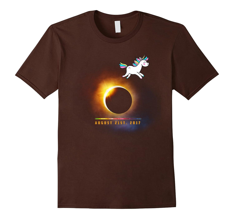 America's Funny Solar Eclipse Shirt, August 2017 Unicorn tee