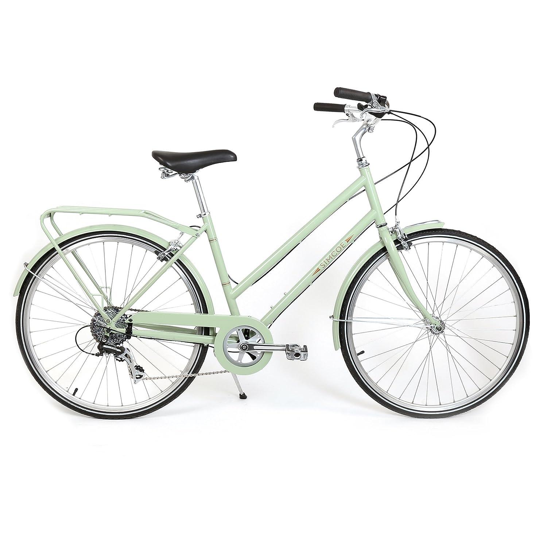 Simcoe step-throughクラシック8 Commuter / City Bikes – セージ B01F3Z54U2Small