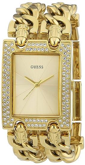 Guess W0312L2 - Reloj de Pulsera Mujer, Acero Inoxidable ...