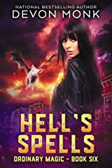 Hell's Spells (Ordinary Magic Book 6) Kindle Edition