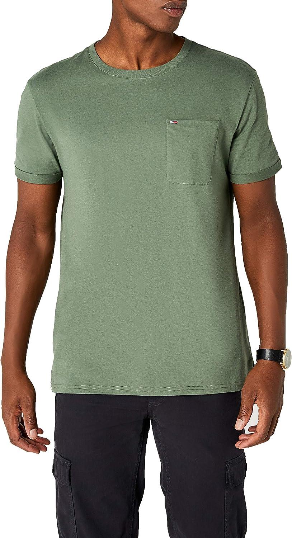 Tommy Hilfiger Detail Pkt Knit Camiseta para Hombre