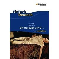 EinFach Deutsch ... verstehen: Heinrich von Kleist: Die Marquise von O...