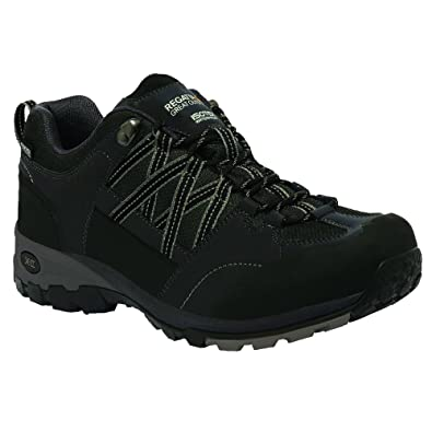 3a853a13919 Regatta Great Outdoors Mens Samaris Low Contrast Lace Up Hiking ...