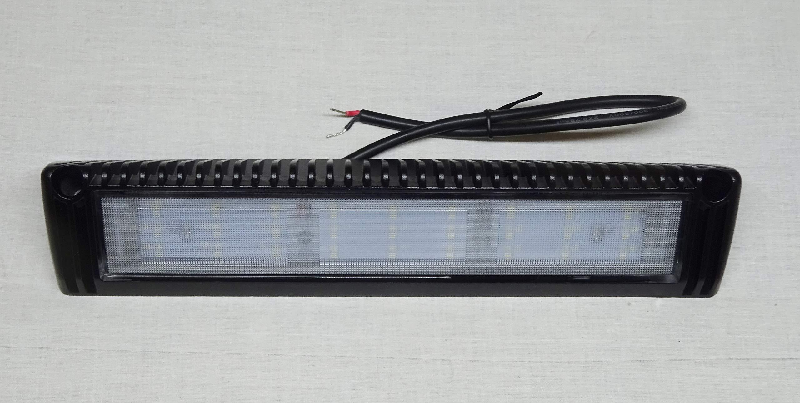 Kaper II L16-0210-BLK-13 13 Inch Docking Light