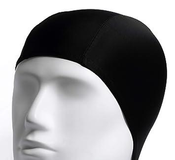 Bonnets de Bain en Tissu Lycra   Bonnet de Natation Pour Adulte ... 6c718723264