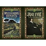 Jane Eyre & Wuthering Heights: Slip-case Edition (Perfect partners)