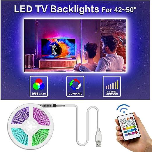 USB Powered TV LED retroiluminación para 50